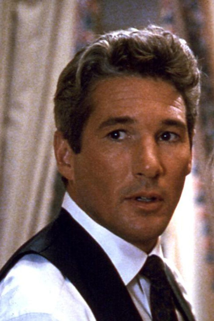 "Richard Gere en ""Pretty Woman"", 1990"