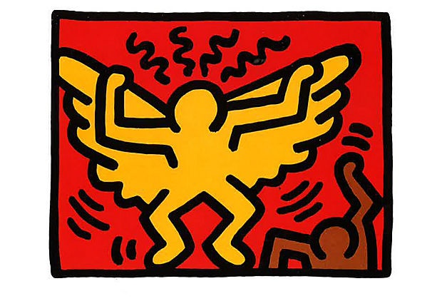 17 best images about my wife 39 s board on pinterest models - Keith haring shower curtain ...