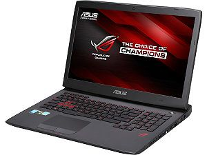 "ASUS ROG G751 Series G751JT-CH71 Gaming Laptop 17.3"" Windows 8.1 64-Bit"