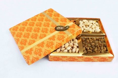 Tangerine Dry Fruit 180g (Orange Bx) at Rs.375 online in India.