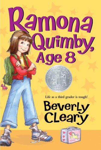 Ramona Quimby, Age 8 I think this is the most amusing of the Ramona books, making it the perfect read aloud. We read this one in first grade.