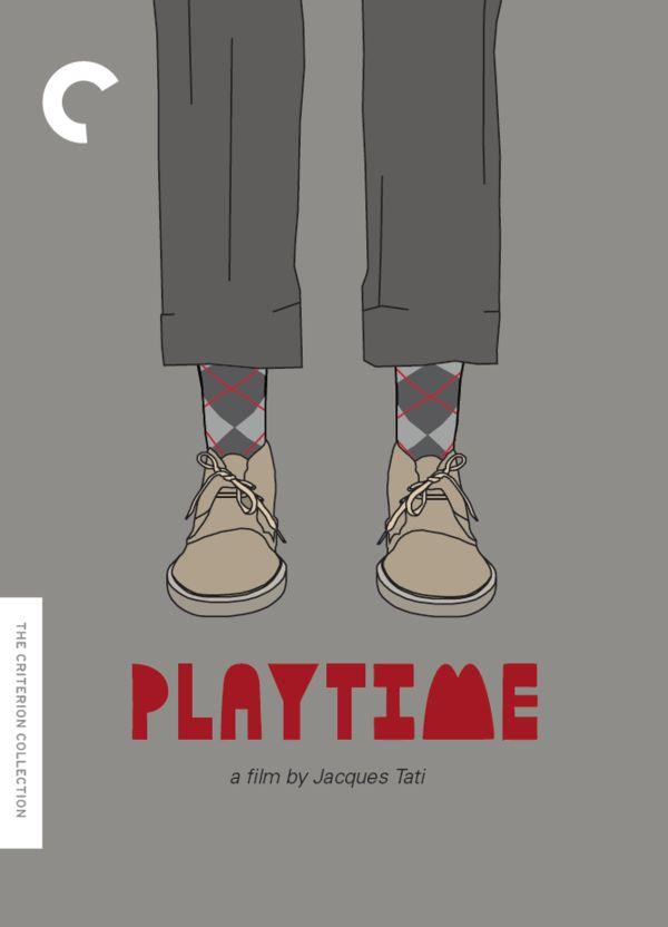 jacques tati, 'playtime'