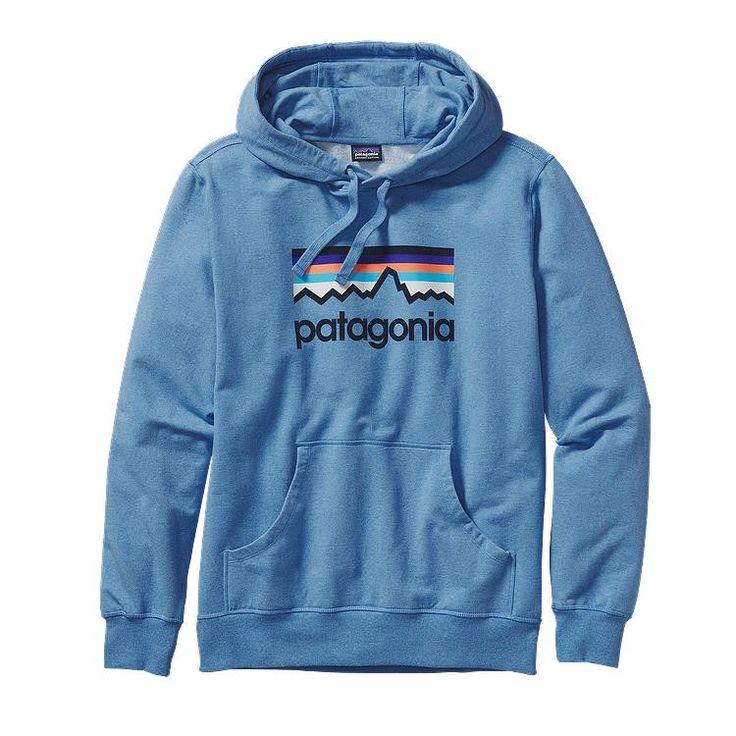 Patagonia Men's Line Logo Midweight Pullover Hoody
