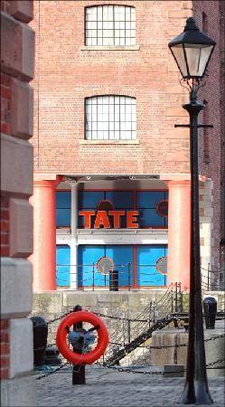 Tate Modern, Albert Dock, Liverpool