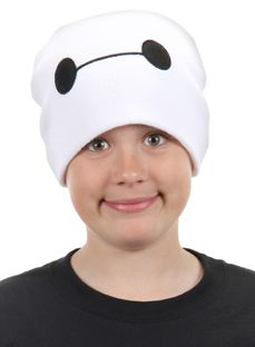 Disney Big Hero 6 Baymax Beanie by elope