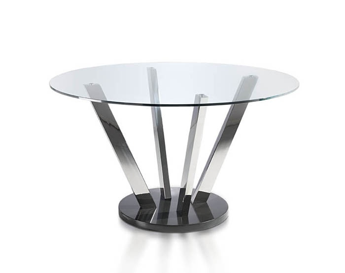 M s de 25 ideas incre bles sobre mesa de centro redonda de for Cristal redondo para mesa