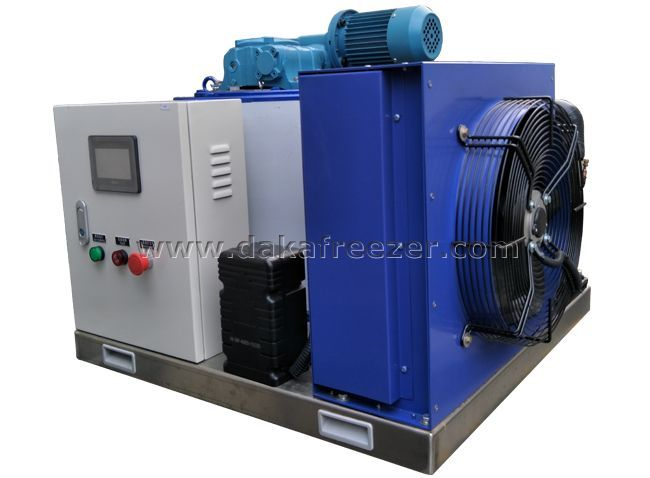 Flakeicemachine 0 3t 24h 1 Ice Production 0 3 Ton Per Day 2 Fresh Water Salt Water 3 Air Cooling Water Cooling 4 Fla Ice Machine Ice Making Machine