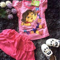 Jual baju bayi Branded - OLA Dora set - Lintangmomsneed.babyshop | Tokopedia