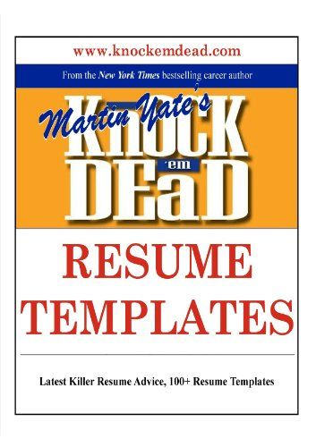 434 best ♛ Resumes ♛ images on Pinterest Resume, Curriculum - knock em dead resume templates