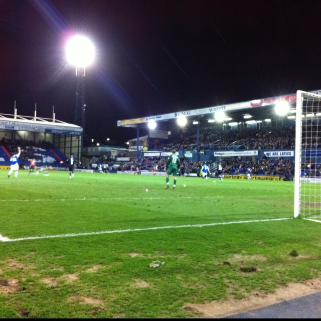 Boundary Park, Oldham Athletic Football Club