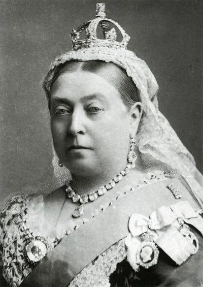 Le voile retrouve de sa popularité lors du mariage de la reine Victoria