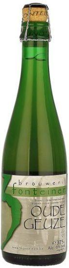 3 Fonteinen Oude Geuze - 6% - blend af 1, 2 og 3 års lambic, sådan skal det gøres. Ratebeer: 100 point