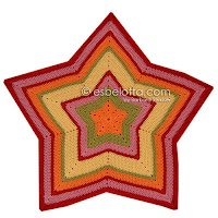 German photo tut for a star afghan
