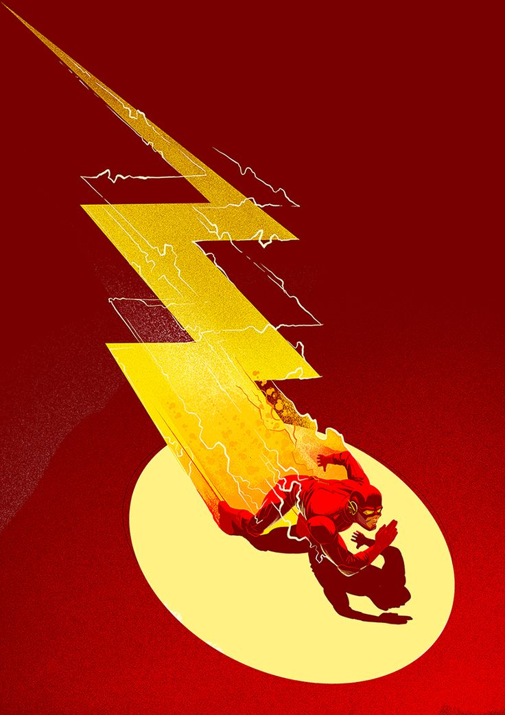 The Flash by South African Studio Muti