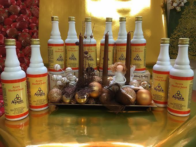 Ayura Herbal Juice – Természetes egészség. Immunerősítés felsőfokon