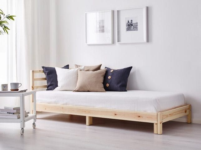 9 Must Haves From Ikea This Month Sofa Bed Design Day Bed Frame