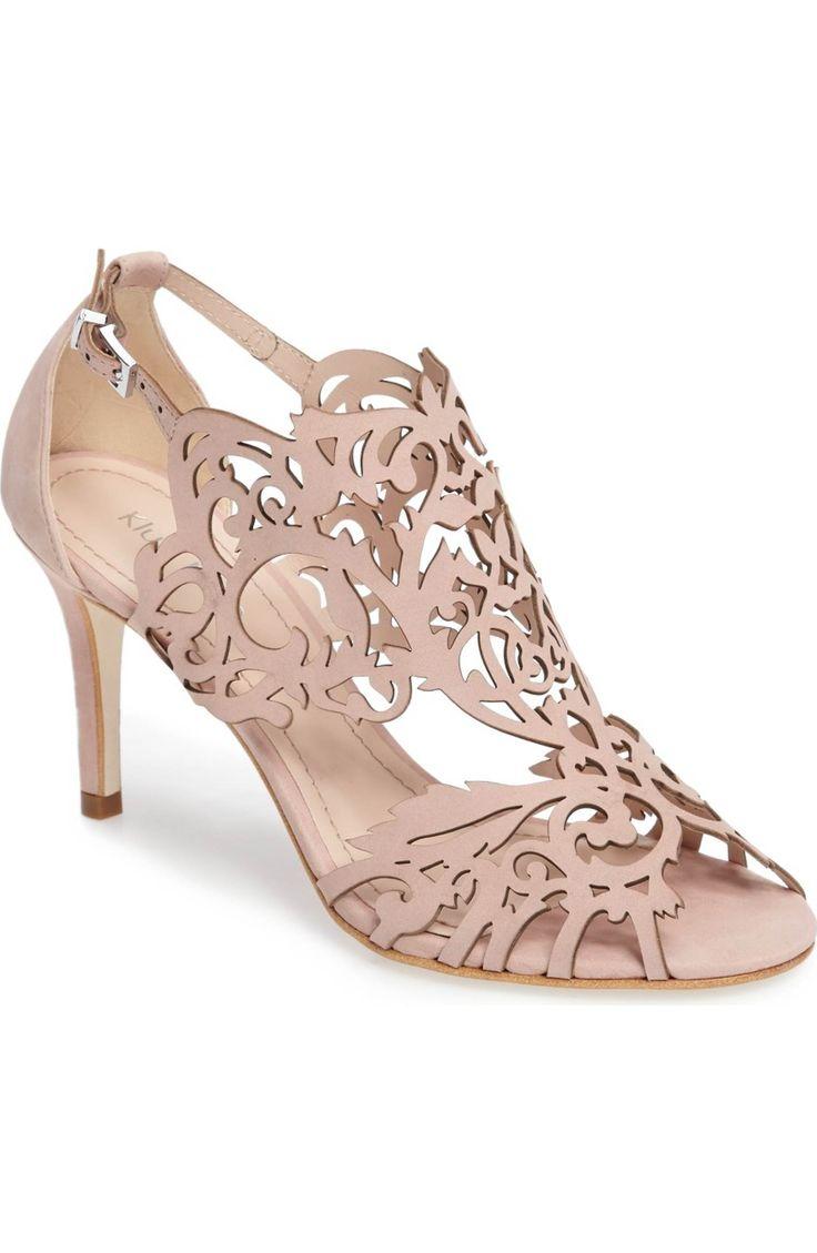 Klub Nico Marcela Laser Cutout Sandal (Women) available at
