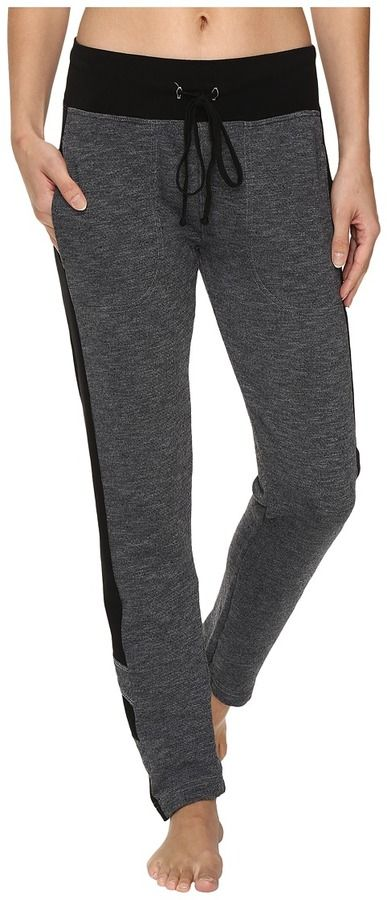 Casual comfort is yours in these women's Champion knee pants. The cool, comfortable cotton jersey construction makes them great for lounging or stretching. PROD -- More info could be found at the image url.