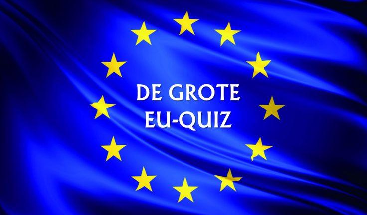 Quiz: Wat weet jij van de EU?   7Days - dé weekkrant voor jongeren