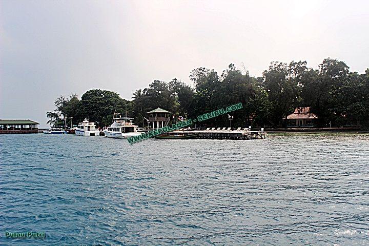 Pulau Putri Island Resort   Bored Panda