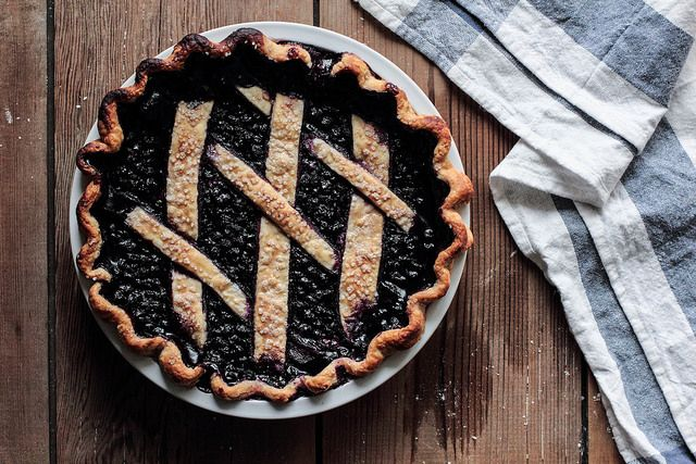 Blueberry Pie & Bake for Good | Pastry Affair