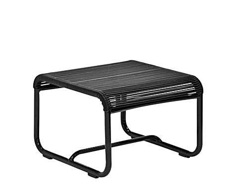 Outlet Muebles de Exterior: Reposapiés Kloe - negro