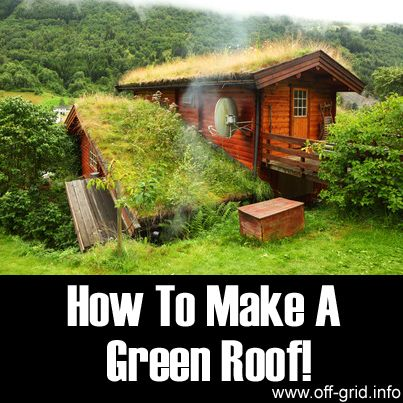How to make a green roof. Improve the thermal insulation of your home and even the lifespan of [...]