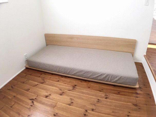 ベッド 無印 良品