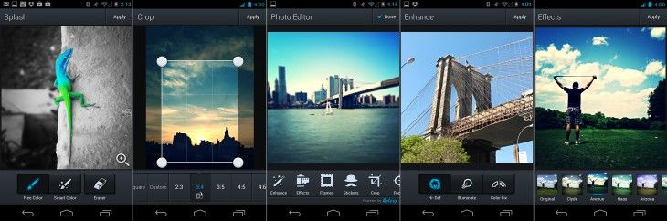 Aviary updates its Photo Editor for Android with better photo tools, filters, stickers and more