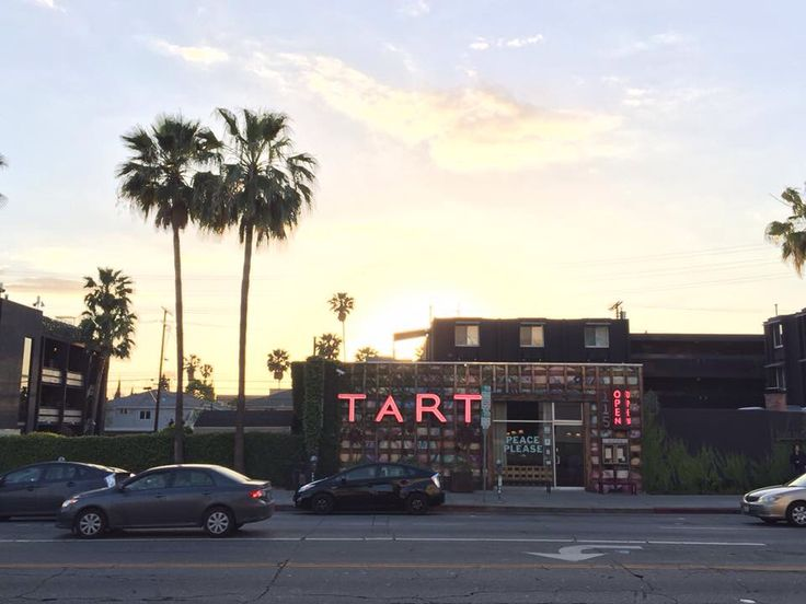 Tart Restaurant - Los Angeles, CA... Country fried steak. Food is half price if you jump in the pool