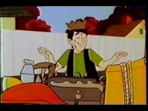 Archie Cartoon:  Hot Rod Race #archie #archies #cartoon
