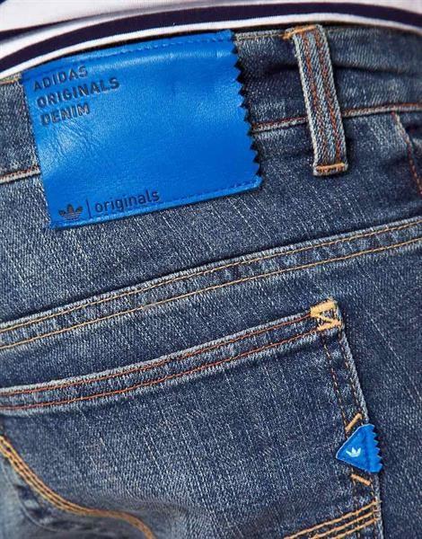 Мужские джинсы adidas