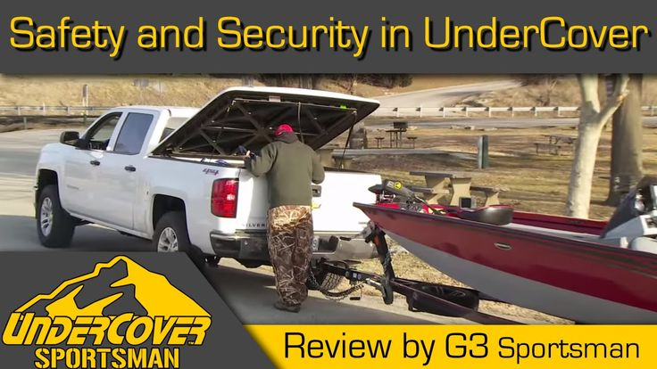 """While on the water or out in the woods, Scott Turnage trust his UnderCover Tonneau Cover to keep his gear dry and secure. The """"Out of sight, out of mind"""" security the UnderCover provides is the perfect solution for any outdoorsman who is looking to keep his gear protected while he is away from his truck. Scott gives his testimony on what makes him go back to the UnderCover Tonneau Cover year in and year out."""