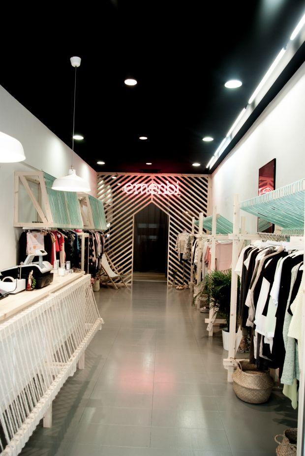 10 best ideas about dise o de tienda on pinterest simons for Diseno de ropa