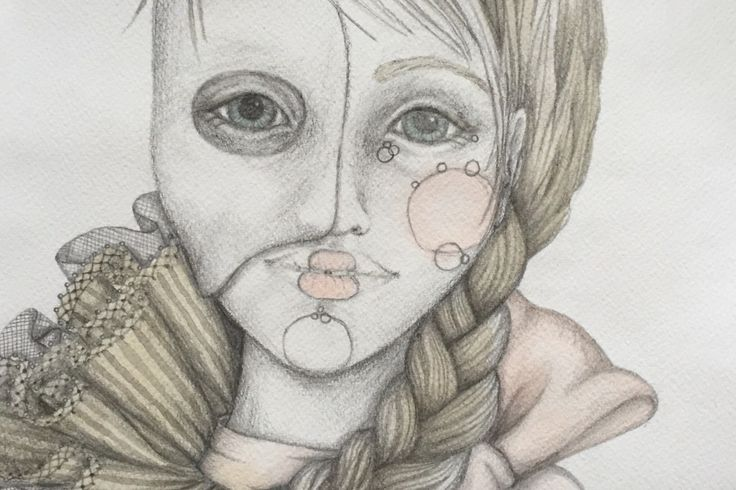 Masquerade by Lene Rix