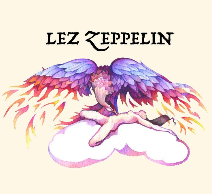 """Lez Zeppelin, """"Lez Zeppelin"""" (2007)"""