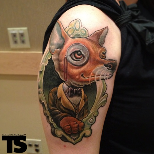 Tattoo by gunnar at red tree tattoo in columbus oh for Best tattoo artists in ohio