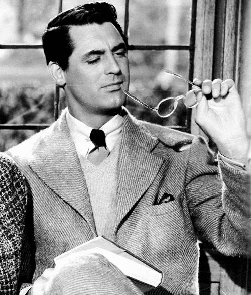 Where class began - Cary Grant.