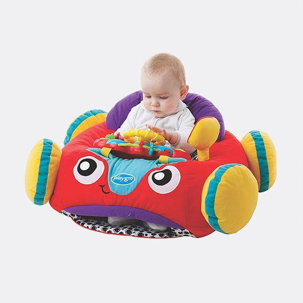 Playgro Music & Lights Comfy Car