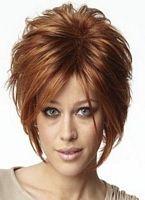 katalog fryzur - wzory fryzur krótkich