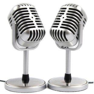Yeni yılı dışarıda kutlayamayacaksanız o günü kendinize zehir etmenizin alemi yok öyle değil mi ama? Siz de kendi partinizi kendiniz verirsiniz olur biter. Arkadaş grubunuzla yılbaşında evde karaoke yapabileceğiniz bu mikrofonlarla yeni seneye oldukça eğlenceli gireceğiniz tartışılmaz. Ürün detayları için: http://www.buldumbuldum.com/hediye/vintage_karaoke_mikrofon/