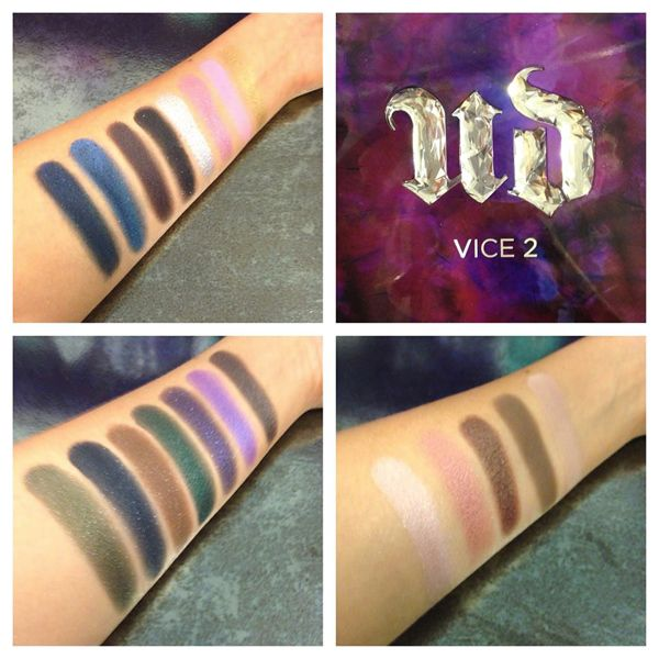 urban decay vice palette 2 | Vice 2 palette Urban Decay: foto e swatches - Beautydea