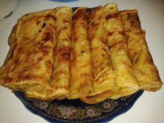 Maryam's Kookblog: Gevulde Msemmen; recept zonder vulling op mijn facebook