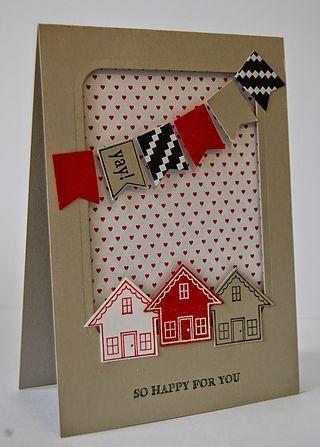 New Home card | Julie's Japes | Bloglovin'
