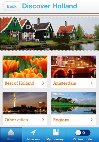 "There's no better way to ""Discover Holland"" than with the Visit Holland app. #travel #Holland"