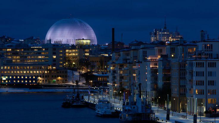 ESC 2016 in Stockholm im Globen