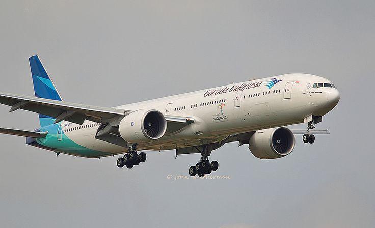 PK-GID GARUDA INDONESIA 777