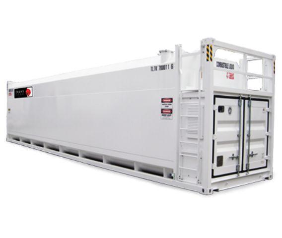 *Bidding open NOW! 67 000 Litre Fuel Storage Container*