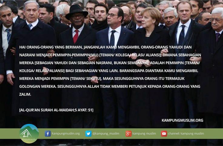 Islam dan Geopolitik Dunia Hari Ini.