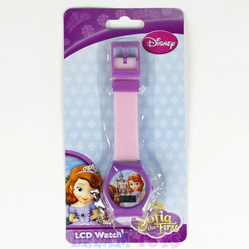 Sofia The First Watch Digital Watch NWT Little Princess LCD
